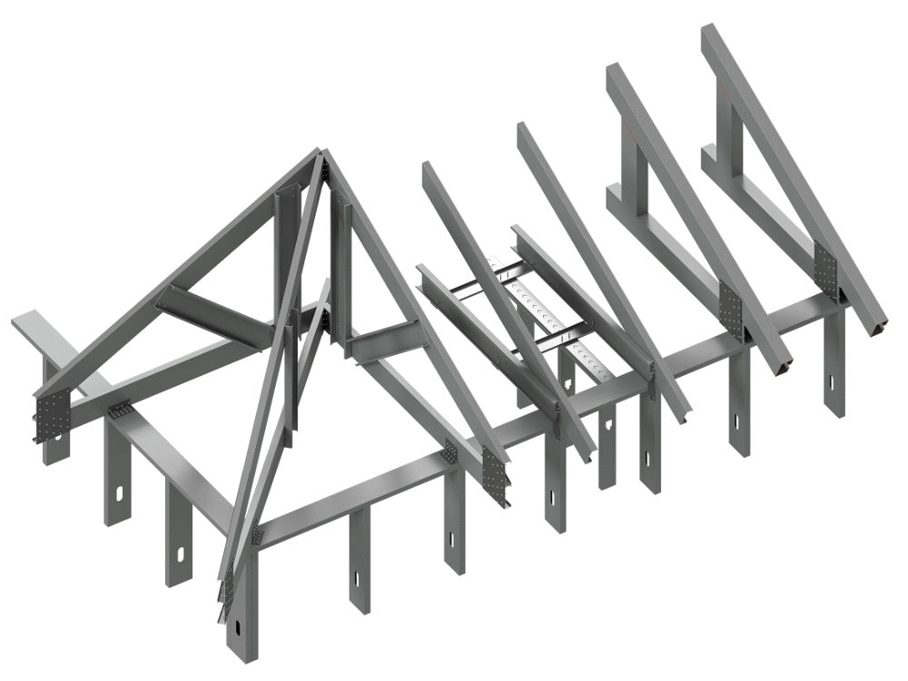 Roof and Truss Connections